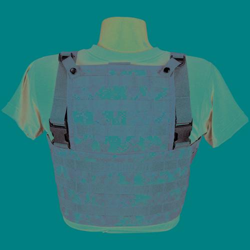 MOLLE II Load Carrier Vest