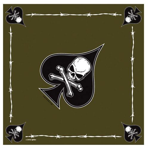 Death Spade Bandana
