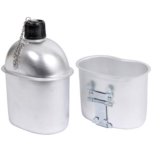 G.I. Style Aluminum Canteen