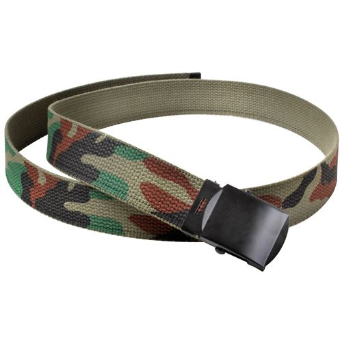 Camo Reversible 44 Inches Web Belt