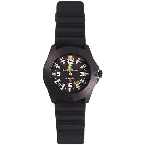 Smith And Wesson Tritium Soldier Watch