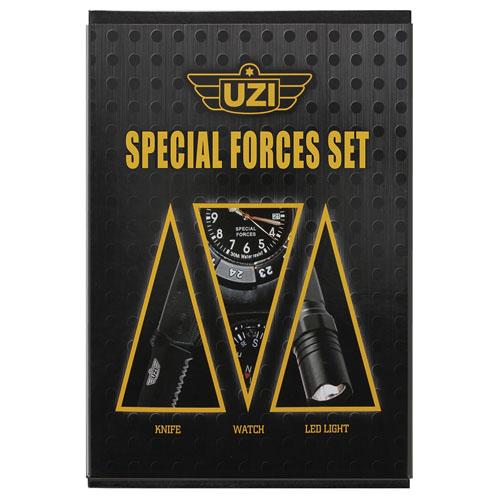 UZI Special Forces Gift Set