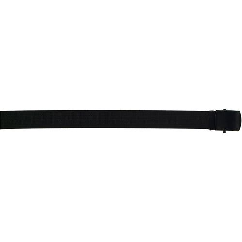 Military Web Belts 64 Inches W Black Buckle