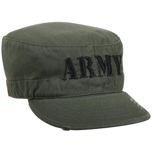 Army Vintage Fatigue Cap