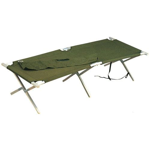 Ultra Force G.I. Type Foldable Cot