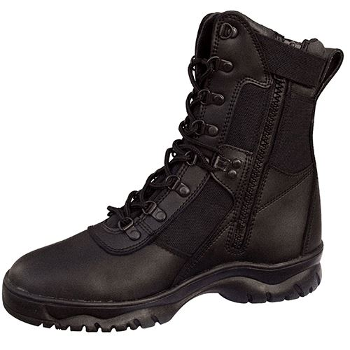 Forced Entry 8 Inch Side Zipper Tactical Boot