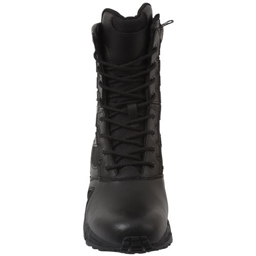 Forced Entry Deployment with Side Zipper Boot
