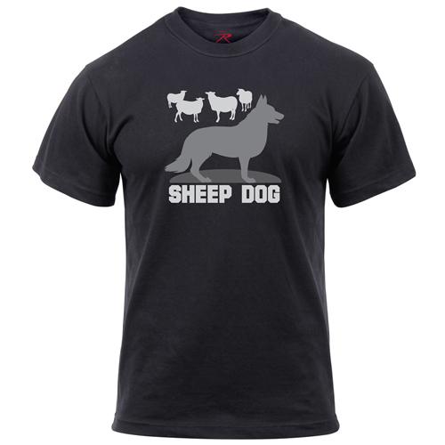Ultra Force Sheep Dog T-Shirt