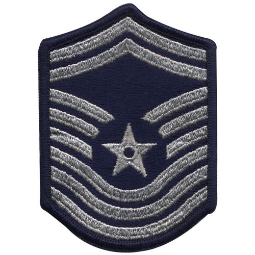 Ultra Force Patch Usaf Chief Master Sergeant 1986-1992