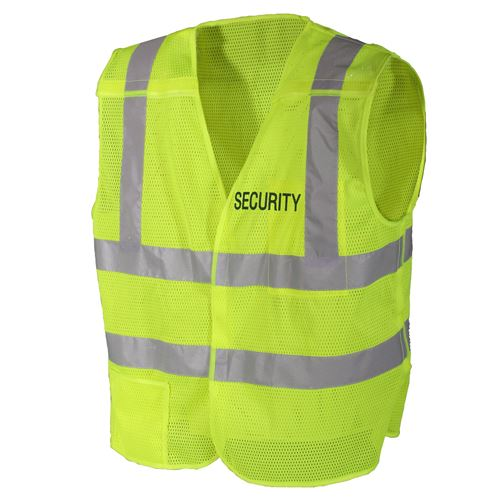 Security 5-Point Breakaway Safety Vest