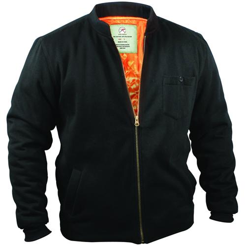 Ultra Force Black Flyers Intermediate Fleece Jacket