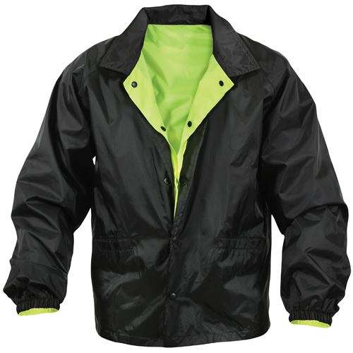 Mens Reversible Lightweight Uniform Jacket