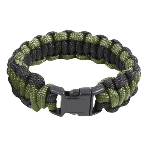 Two-Tone Paracord Bracelet