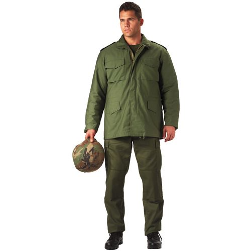 Deluxe NYCO M-65 Field Jacket
