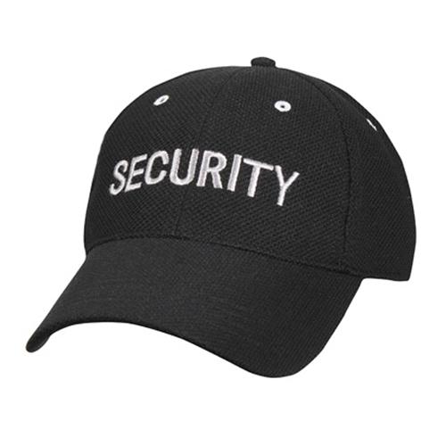 Mesh Low Profile Security Cap