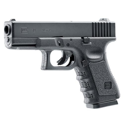 GLOCK 19 CO2 Steel BB gun