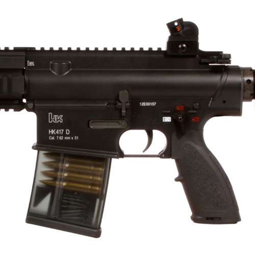 HK 417 AEG Elite Series Airsoft Rifle