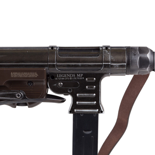 MP 4.5mm Full Metal Submachine Gun