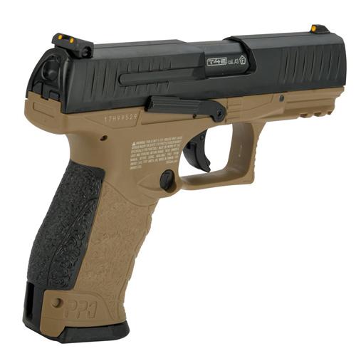 T4E PPQ M2 .43 Cal Paintball gun - Dark Earth