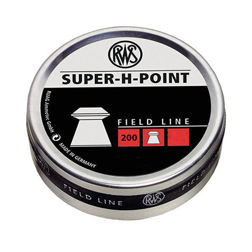 Super-H-Point Field Line .22 Cal Air Gun Pellet