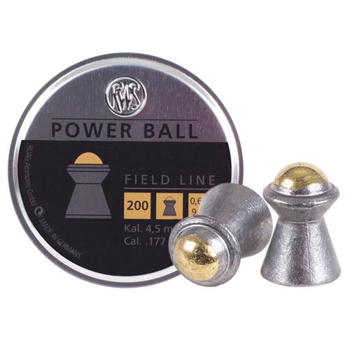 Power Ball .177 9.4gr Pellets - 200ct