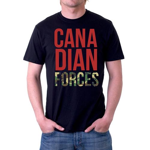 Forces Custom Printed T-Shirt