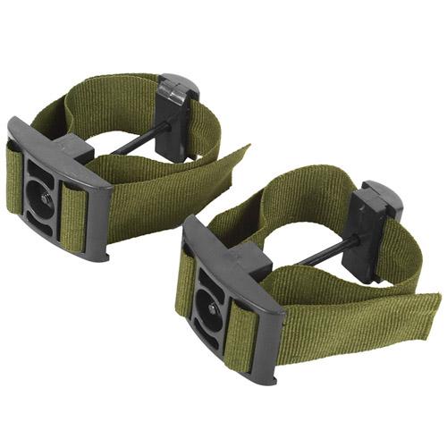 AK/M4 Dual Magazine Pull Strap Clamps