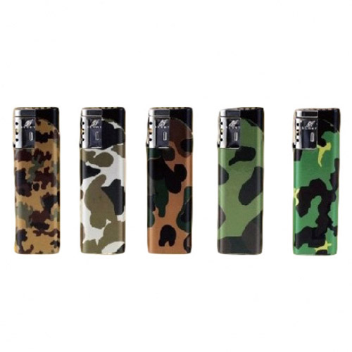 Duco Windproof Camouflage Lighter