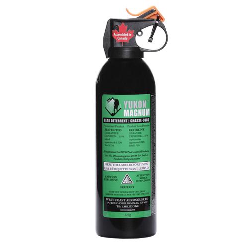 Bear Deterrent Spray